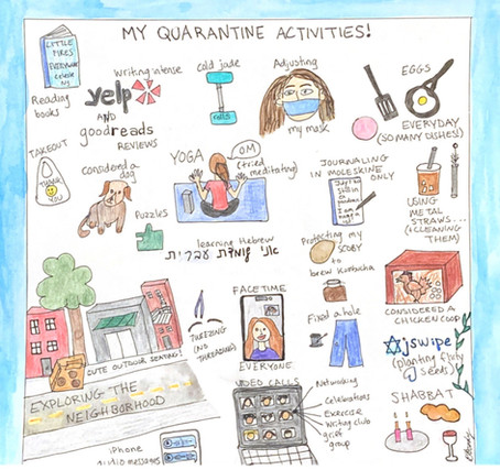 New hobbies and interests I discovered by being in quarantine for months