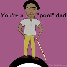 Pool dad