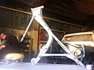 Replacement Frame for the CB100