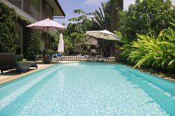 Atsumi resort pool
