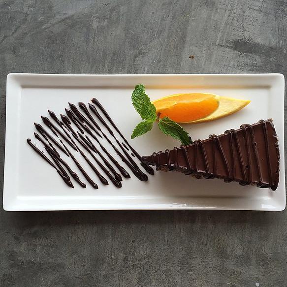Atsumi Raw Chocolate Cake
