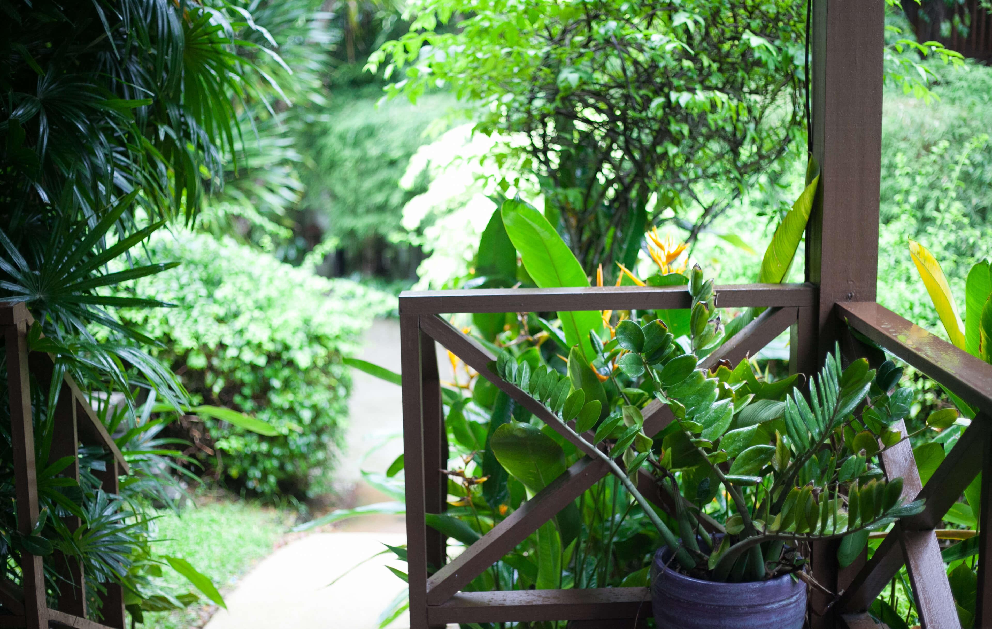 Atsumi villa entrance 1