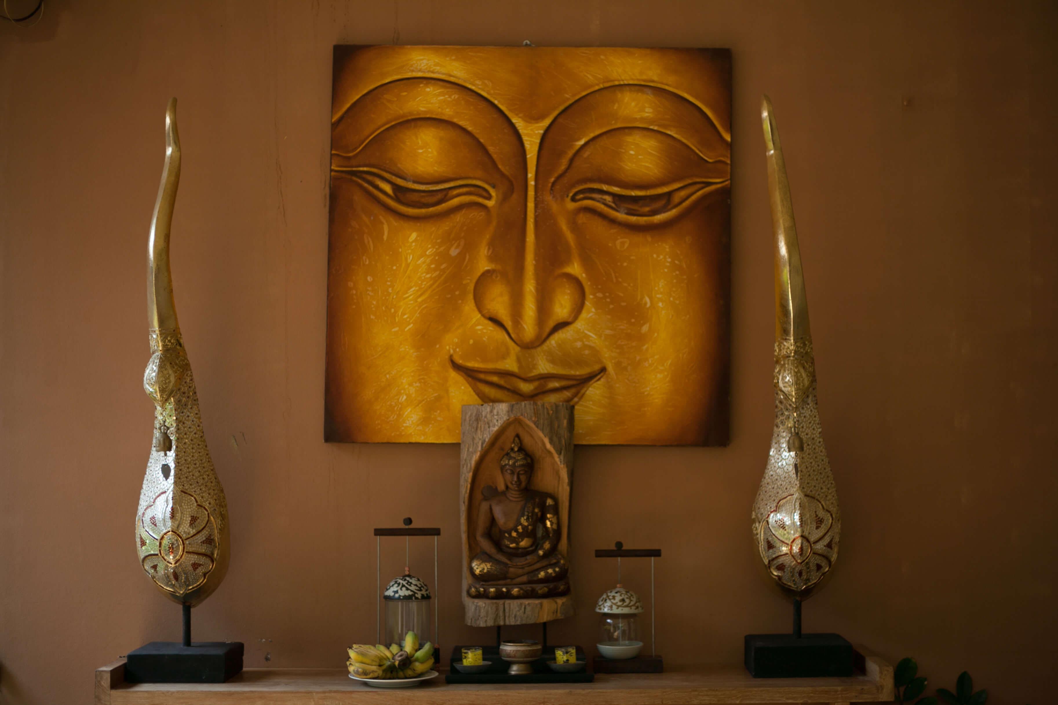 Atsumi Buddha House