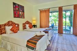 Atsumi resort twin room