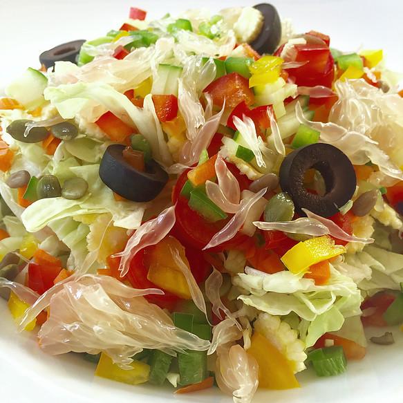 Atsumi Cilantro Salad