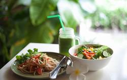 Atsumi raw lunch