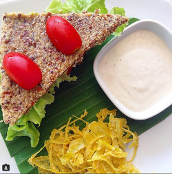 Atsumi Raw Cafe Sandwich