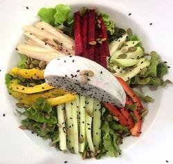 Atsumi Orange Poppy Seed Salad