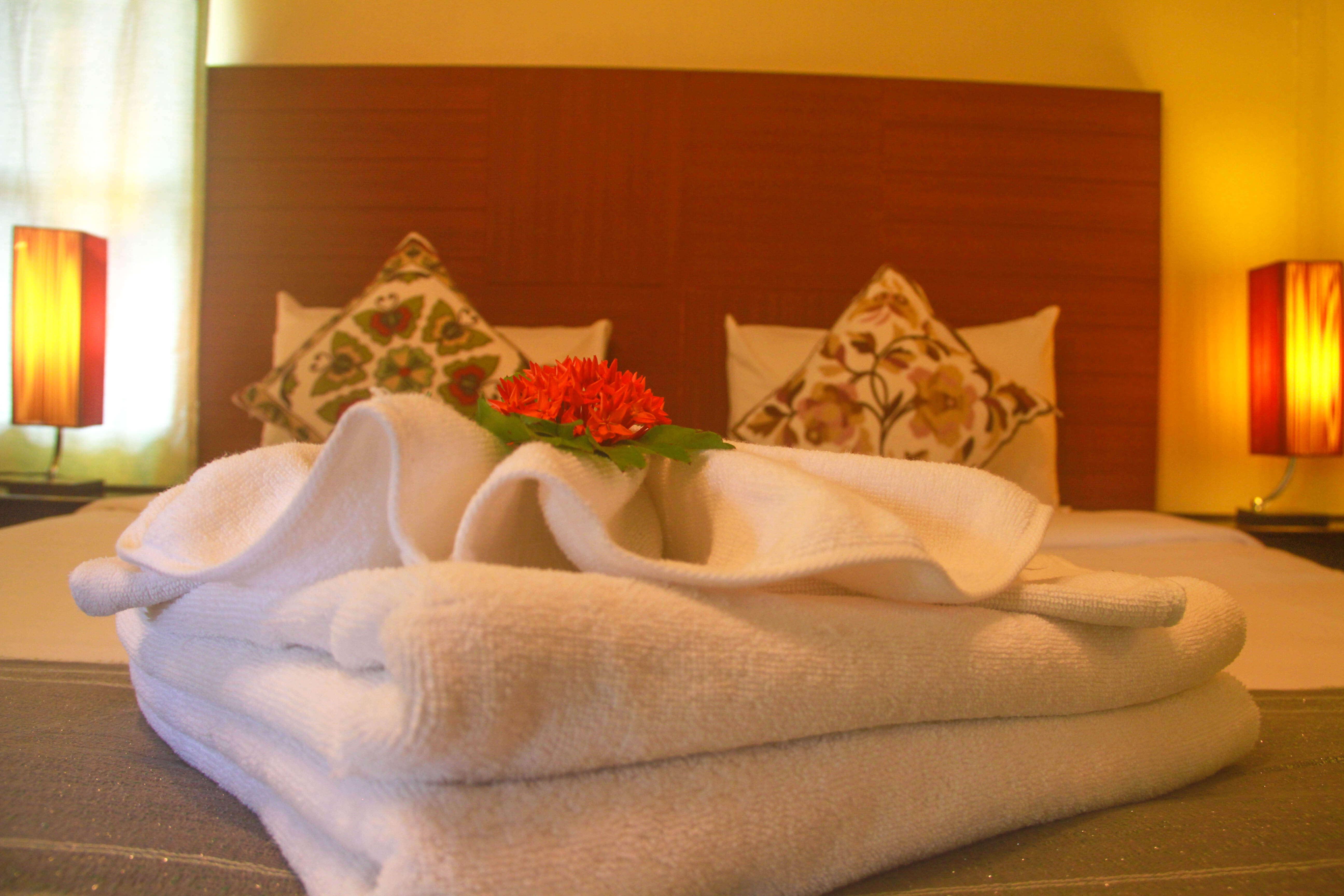 Atsumi villa bedroom 2