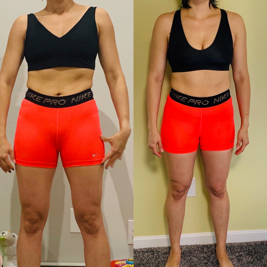 Lost 11.4 pounds with the 6 Week Challenge.