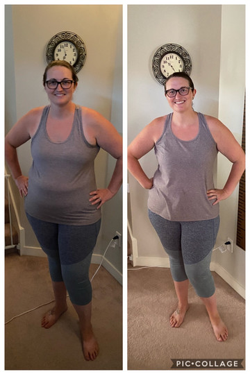 Lost 18 pound with the 6 Week Challebnge.