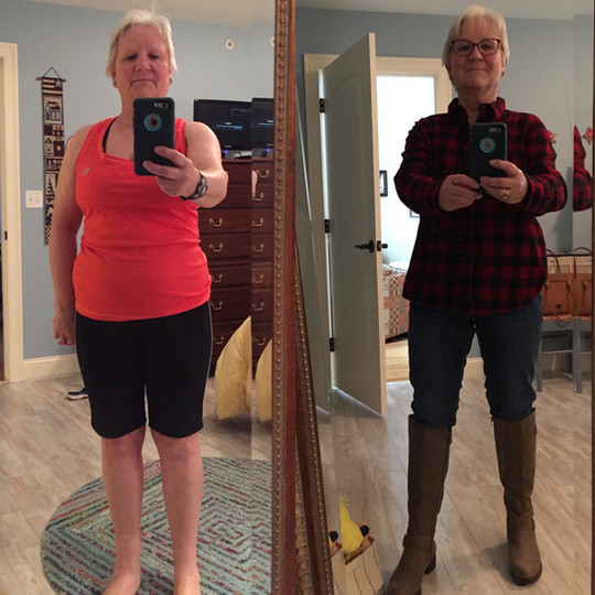 19.4 pounds down in 5 months
