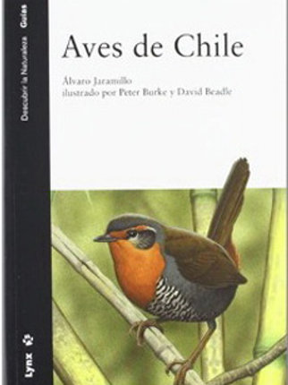 Libro aves de Chile