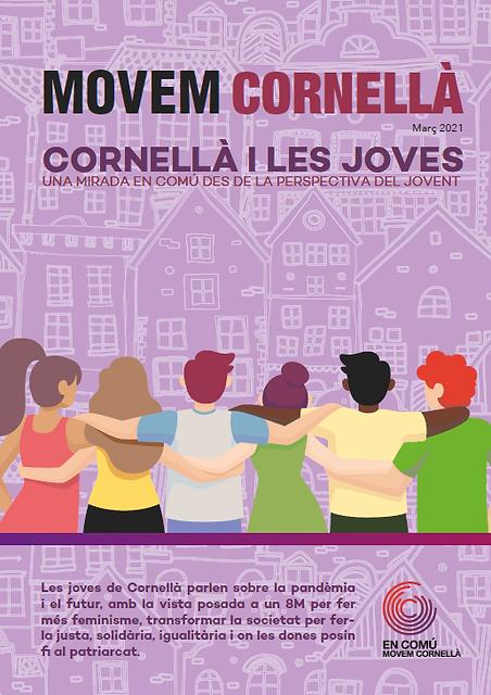 Movem Cornellà Març 2021 - Cornellà i le