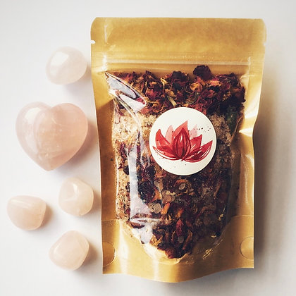LOVE SALTED BATH INFUSION