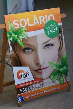 Solário Urban Tan - Solário Margem S