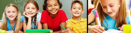 Child Support - Children in school