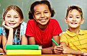 cours anglais, français, enfants, élèves