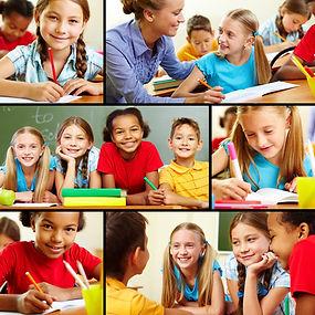 escola Crianças