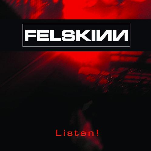 """CD """"Listen!"""""""