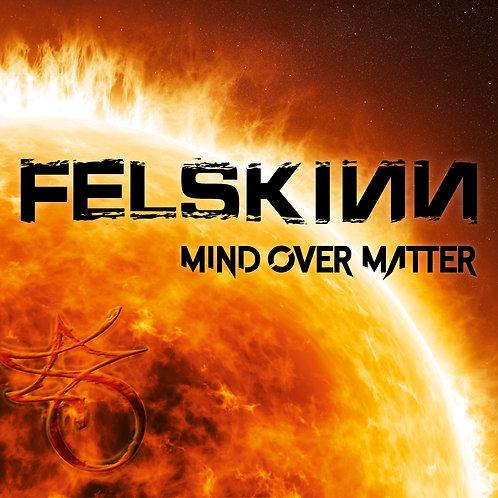 """CD """"MIND OVER MATTER"""" (Digipack)"""