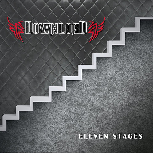 """CD DOWNLOAD """"Eleven Stages"""""""