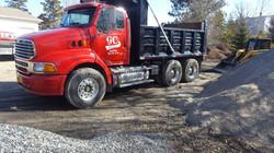 Dump Truck Front