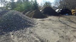 Gravel Piles