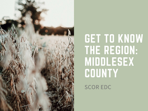 Get to Know the Region: Middlesex County!