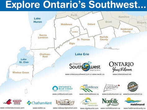 Get to Know Your Regional Tourism Organization