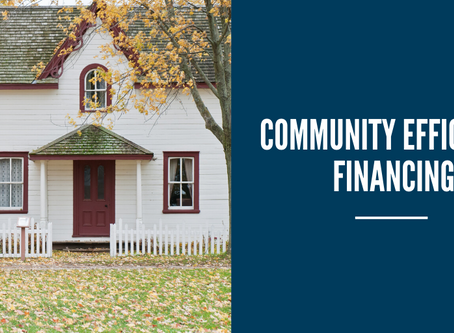 Community efficiency financing - FCM