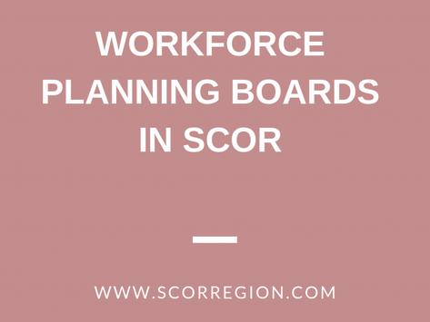 A Spotlight on Workforce Planning Boards in the Region