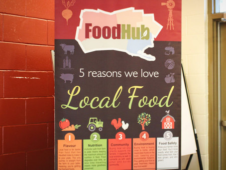 Thank You from the SCOR FoodHub