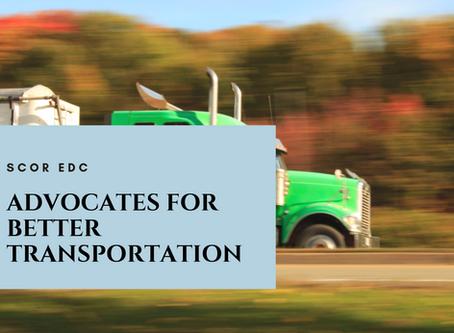 SCOR Advocates for Better Transportation