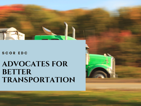SCOR Advocates for Better Transportation