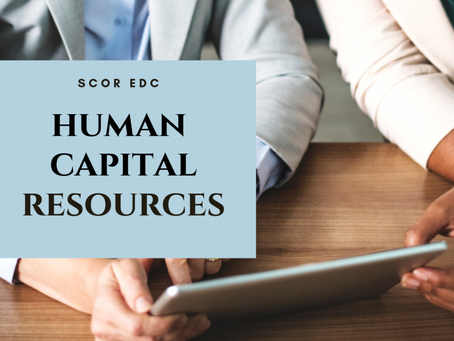 Resources Supporting Human Capital
