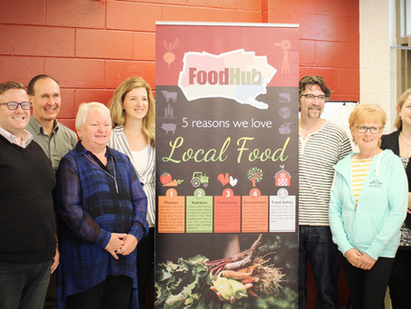 Tourism Oxford receives award for promoting local food