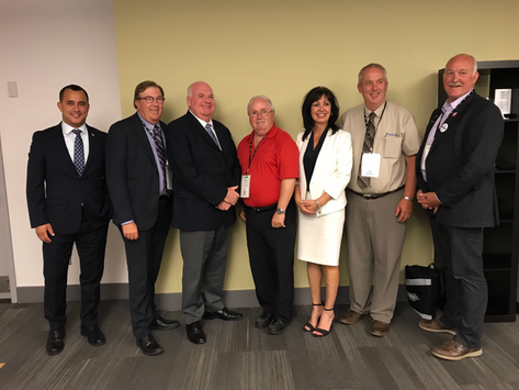 SCOR EDC Continues to Advocate at the 2018 AMO Conference