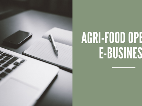 Agri-Food Open for E-Business
