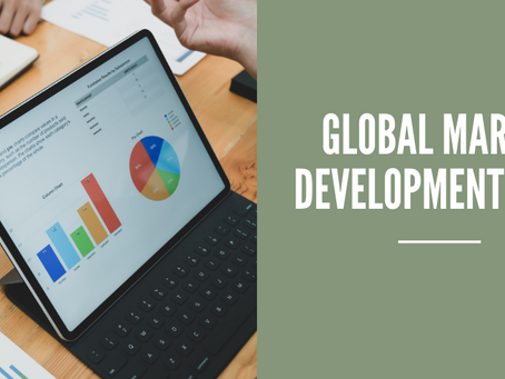 Global Market Development Fund Deadline May 25th 2020