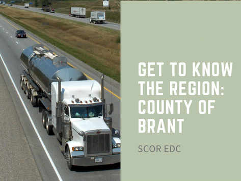 Get to Know the Region: Brant County!