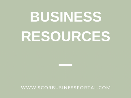 Resources for New and Growing Businesses