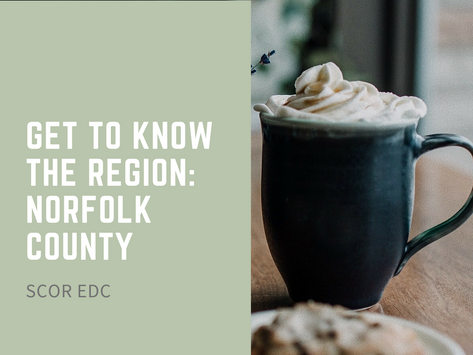 Get to Know the Region: Norfolk County!