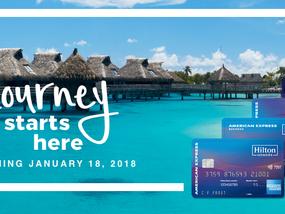 【信用卡推荐】史高的Amex Hilton信用卡可是有三张!