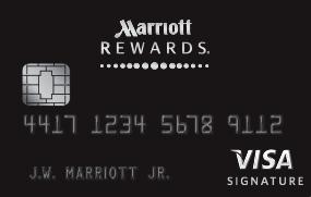 【信用卡推荐】Chase Marriott大通万豪