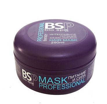 BIO-SPA / Маска для волос Professional therapy Питание и Сила, 250 мл
