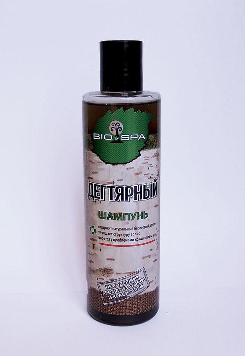 Шампунь для волос BIO&SPA Дегтярный  250 мл
