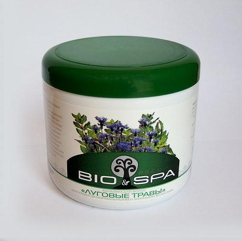 """Bio&Spa Classic/ Бальзам для  волос """"Луговые травы""""   для ухода за нормальными и"""