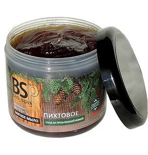 Мягкое мыло для тела и волос Пихтовое