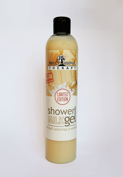 Bio&Spa Milk Гель для душа Белый шоколад и молоко